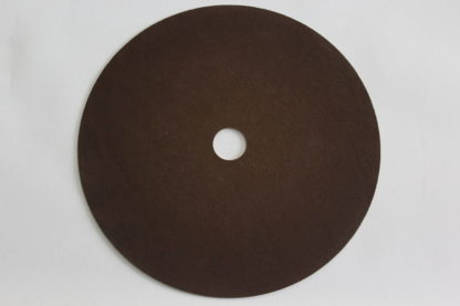 Precision Cutting Resin Bonded