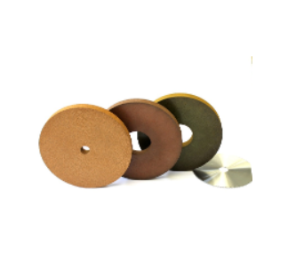 atto axiom cork bonded polishing wheel